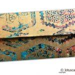 Back view of Modern Digital Printed Signature Shagun Gift Envelope