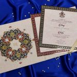 Inserts of Traditional Indian Parampara Wedding Card