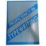Proficiency in Typewriting