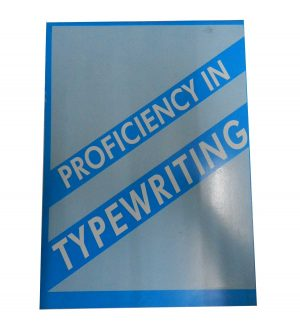 Proficiency in Typewriting