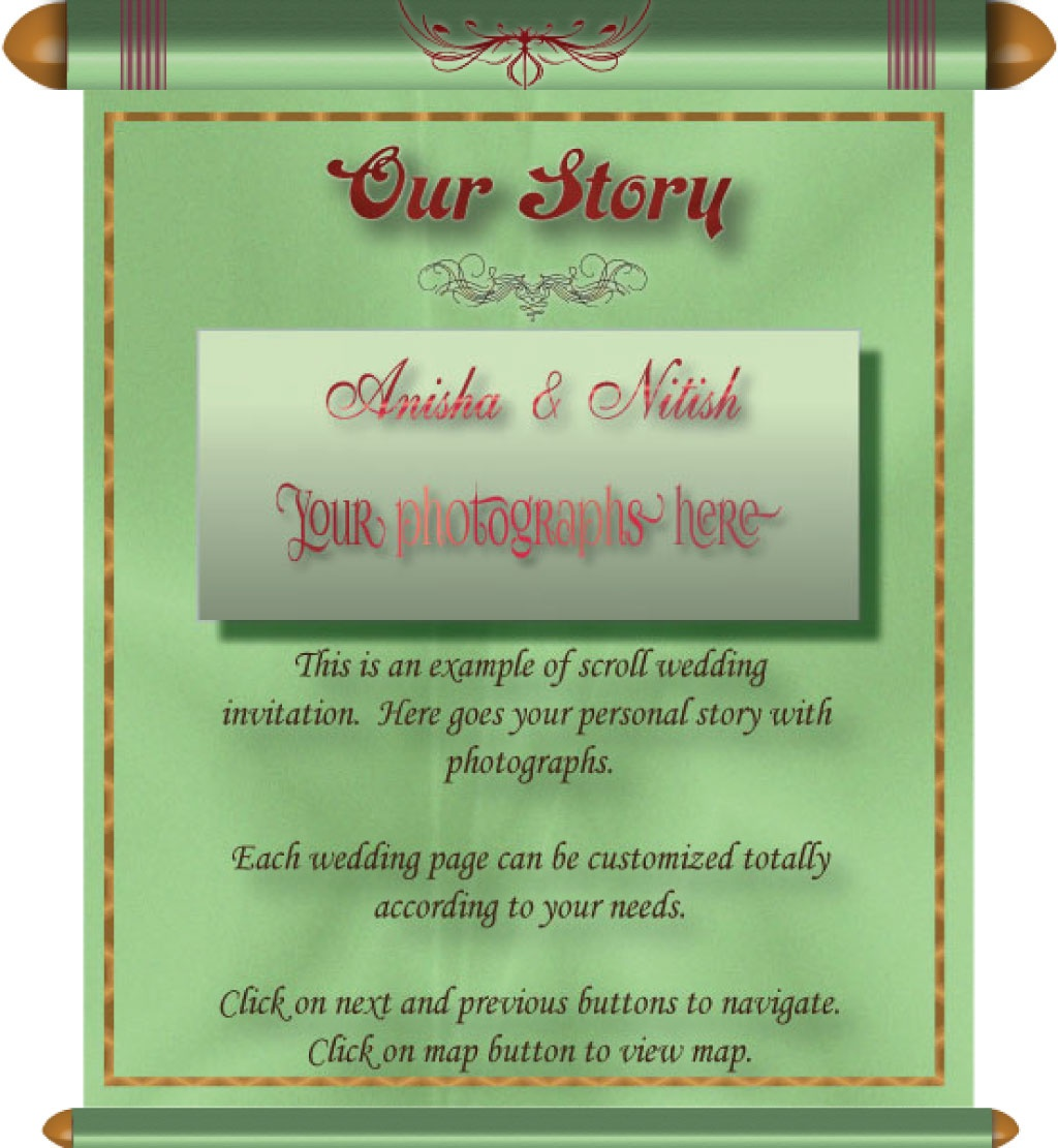 Wedding EInvitation