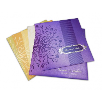 Indian Wedding Cards Online – Classic Indian Wedding Cards