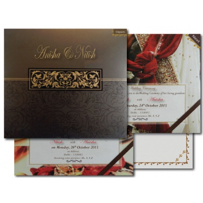 Musical Animated Wedding E-Invitation - EI_02