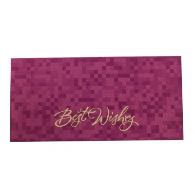 Self Design Money Envelope - BSGE_06_Pink