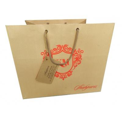 Golden Shimmer Finish Gift Bag - Image3
