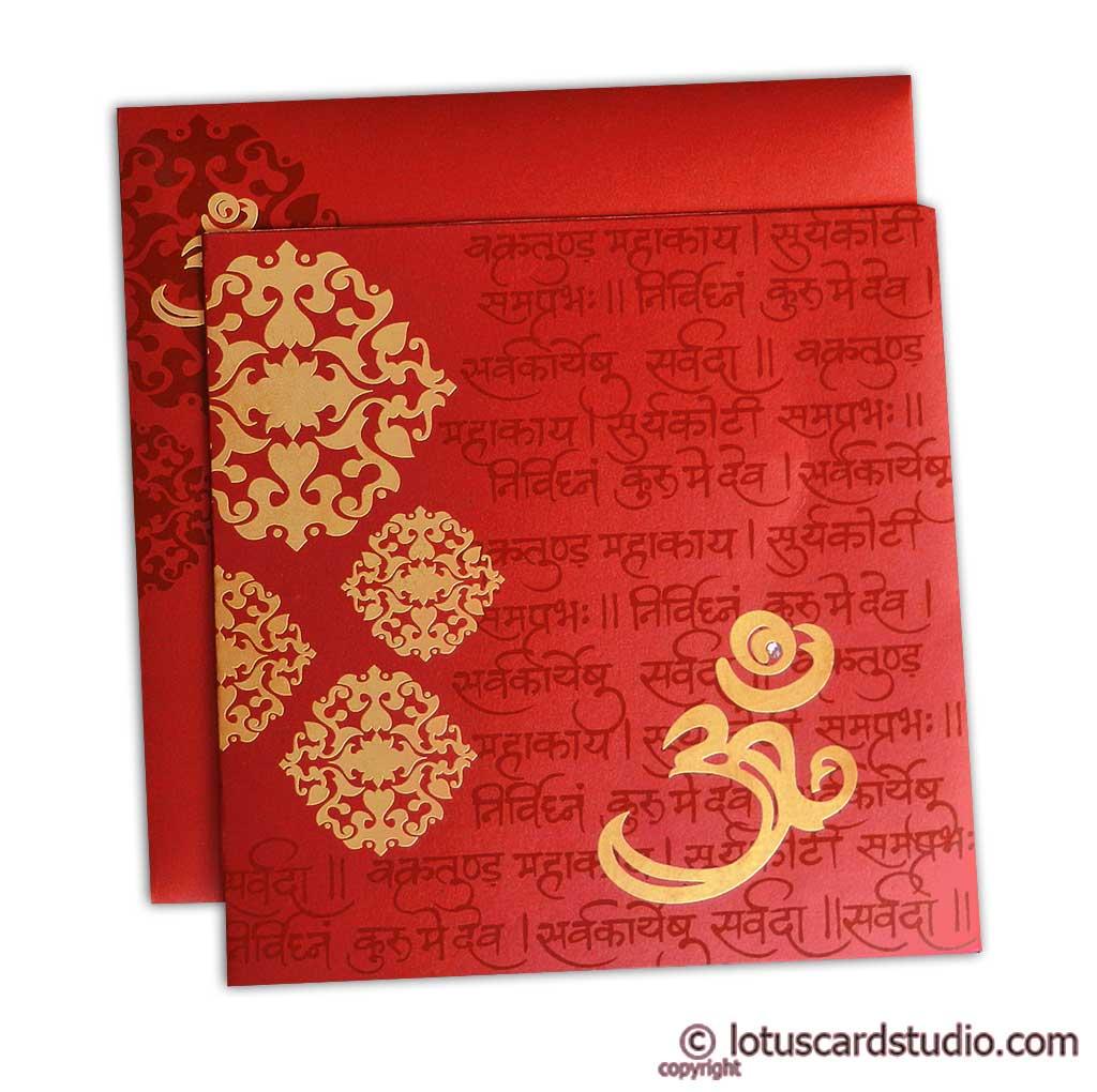 Hindu Wedding Cards Online | Hindu Wedding Invitations
